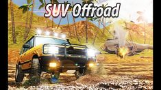 SUV Offroad Simulator 3D|New 4x4 Jeep Unlocked Android Gameplay For chil...