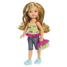 Barbie Chelsea Nia Doll