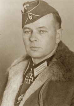 ✠ Helmuth von Pannwitz (14 October 1898 – 16 January 1947) Executed in Moscow for war crimes.