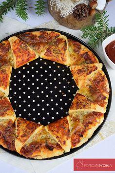 Pizza zawijana Frittata, Pepperoni, Salsa, Pineapple, Pizza, Fruit, Food, Pine Apple, Essen