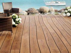 Pavimento exterior de madera by Bolefloor
