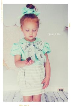 Fleur + Dot Autumn Winter 2012 Collection