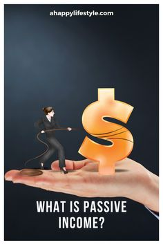 Passive income is a form of residual income what you get every month, even when you're not actively working for it. What Is Passive Income, Creating Passive Income, Way To Make Money, How To Make, Risk Management, Money From Home, Entrepreneurship, Tips, Counseling