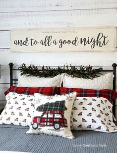These fabulous Christmas bedroom decor ideas will help get your home ready for the holiday season! Here's how to decorate a bedroom for Christmas.