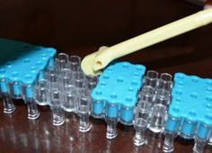 How to Change Rainbow Loom to Square Configuration