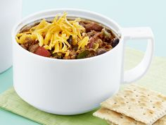 As seen on Guy's Big Bite: Ryder's Turkey Chili #FNMag