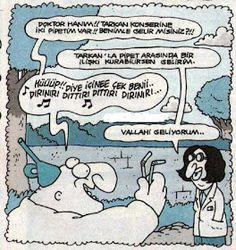 Komik Karikatürler: Hunili Tarkan Konserine İki Pipetim Var deliden akıllı cevap