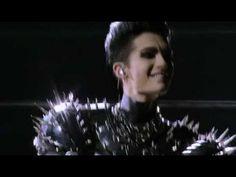 Tokio Hotel - World Behind My Wall (Gray)
