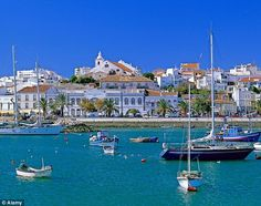 Lagos, #algarve #Portugal tops poll of holiday destinations for British holidaymakers | Mail Online