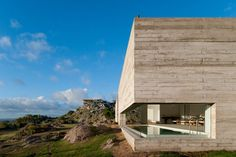'Las Piedras Fasano' by Isay Weinfeld - Uruguay - What an incredible collection of minimal & rustic retreats