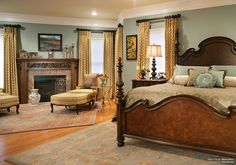 Bedroom Decorating | ... Design a Bedroom with Teal and Gold Colors. Decorating Bedroom Ideas