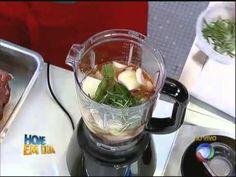 Aprenda a fazer um pernil assado #Receitas - YouTube Make It Yourself, Cooking, Chocolates, Peru, Professor, Youtube, 1, Carne Asada, Roast Beef In Oven