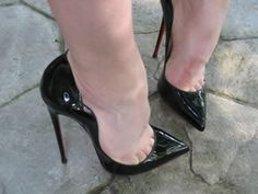 Love or hate these #high heels then please comment.
