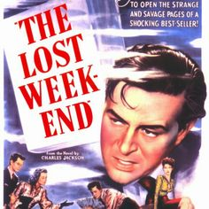 A suspenseful film noir classic, the 1945 American drama The Lost Weekend starring Ray Milland and Jane Wyman is a haunting, enthralling, edge-of-your-seat flick that'll have your eyes fixated on the silver screen! We have the 1945 movie poster in stock!
