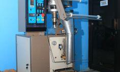 mesin packaging JP 500 mesin packaging otomatis untuk snack, makanan, kerupuk, gula menggunakan plastik/ sachet