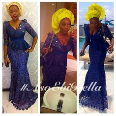 BellaNaija Weddings presents #AsoEbiBella – Vol. 53