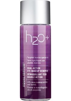 Make up Insiders: Producto: Dual-Action Eye Makeup Remover