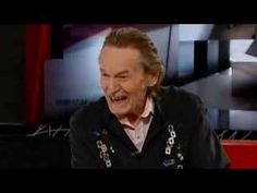 Gordon Lightfoot on The Hour with George Stroumboulopoulos  (George Stroumboulopoulos is an outstanding interviewer ... it is a fantastic CBC TV show)