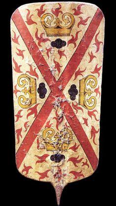 Austro-Burgundian Pavise, ca 1480 (Peter Finer 2001)