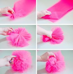 diy pompoms f r party deko selber machen deko kitchen youtube diy und selbermachen. Black Bedroom Furniture Sets. Home Design Ideas
