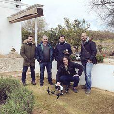 Un placer compartir nuestra mañana con el equipo de @Conecta_CA en #FincaBuytrón! Grandes profesionales! #DestinoAndalucia #Montilla