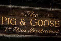 The Pig & Goose