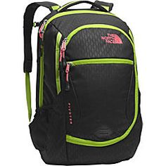 Buy the The North Face Women's Surge Laptop Backpack at eBags - Designed with a women's specific fit for incredible comfort, this backpack is perfect for the daily
