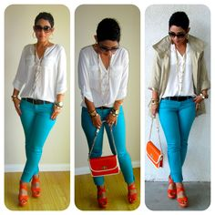 Fashion, Lifestyle, and DIY: What I Wore, Im Featured and I Have Eyes! LOL