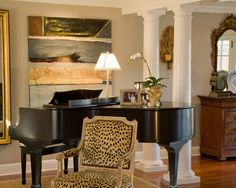 Kathleen Burke Design - traditional - living room - san francisco - Kathleen Burke Design