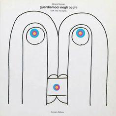 Look into my Eyes, Corraini Edizioni, 1992 - Bruno Munari