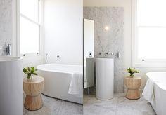 Bathroom by Jane Cameron Architects  ▇  #Home   #Bath #Decor    www.IrvineHomeBlog.com/HomeDecor