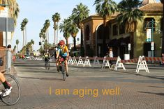 Cyclists age better:  As a cyclist, this study that suggests cyclists age better is exciting for me! I love cycling and I love my bikes!  Two days ago, my post was about the exercise benefits for your brain. I know that for myself, there is no better antidepressant or anti-stress prescription than riding my bike. https://budurl.me/CyclistsAgeWell