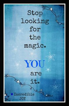 its true! you are... and so am I, and together we make a great community. live your practice. yogamattie.com