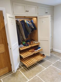 Boot Room Storage, Shoe Storage Cupboard, Coat Cupboard, Utility Room Storage, Porch Storage, Entryway Shoe Storage, Closet Shoe Storage, Shoe Storage Pull Out Drawers, Shoe Storage Sideboard