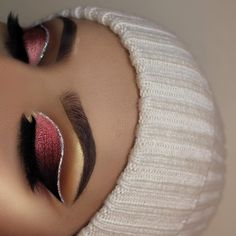 Gorgeous Makeup: Tips and Tricks With Eye Makeup and Eyeshadow – Makeup Design Ideas Makeup Eye Looks, Eye Makeup Art, Beautiful Eye Makeup, Crazy Makeup, Cute Makeup, Glam Makeup, Skin Makeup, Eyeshadow Makeup, Beauty Makeup