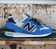 New Balance 1300-Royal Blue-Grey