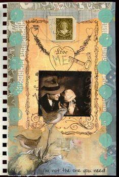 Patty Van Dorin: Journal Art