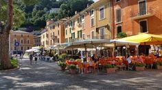 Nette Restaurants am Hafen von Maderno laden zum Verweilen ein. Restaurants, Street View, Summer 2016, Restaurant, Diners
