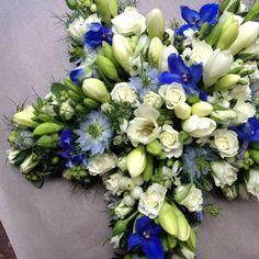 #afscheidsbloemen #ster #BLOM #bloemwerkopmaat #Wageningen #Bennekom #WERV