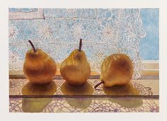 Three Of A Kind by Victoria Lisi - Three Of A Kind Painting - Three Of A Kind Fine Art Prints and Posters for Sale