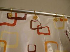 Trucos para que las cortinas de ducha luzcan como nuevas