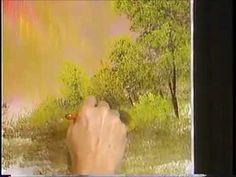 the joy of painting BobRoos Season3 Part1 - YouTube