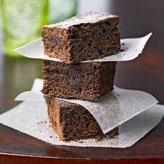 cinnamon-spice-chocolate-brownies-R139465 Healthy Dark Chocolate, Dark Chocolate Recipes, Dark Chocolate Cookies, Chocolate Brownies, Vegetarian Chocolate, Chocolate Flavors, Craving Chocolate, Dessert Chocolate, Decadent Chocolate