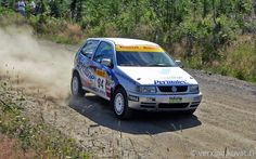 Volkswagen Polo Rally Car