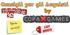 Solo per oggi tutti i giochi PS4 a 45 € da Multiplayer.com
