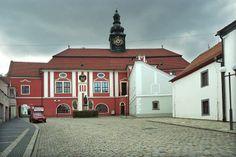 Pelhrimov Czech Republic, San Francisco Ferry, Big Ben, Mansions, House Styles, Building, Travel, Home, Viajes