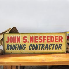 Vintage: Roofing Contractor