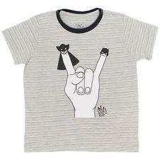 Mais detalhes de T-shirt Fingers Beleléo