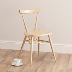 Ercol Stacking Chair - Ercol Furniture | The White Company, London