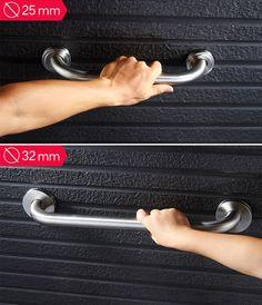 Shower Grab Bars & Bathtub Safety Rails